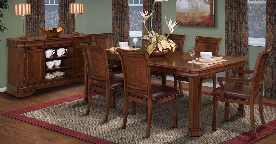 Beautiful Dining Room Furniture By New Classic