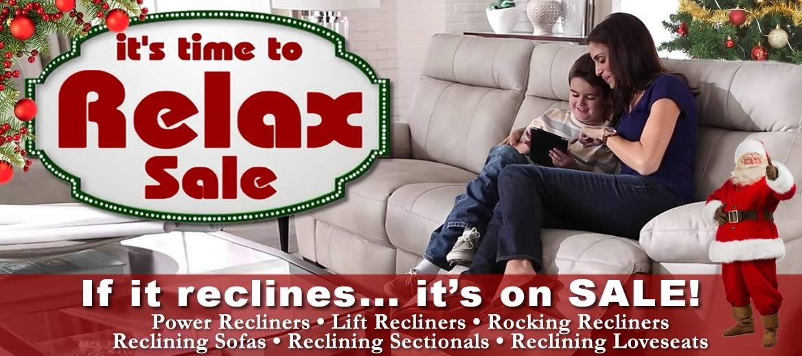 It's Time to Relax Sale