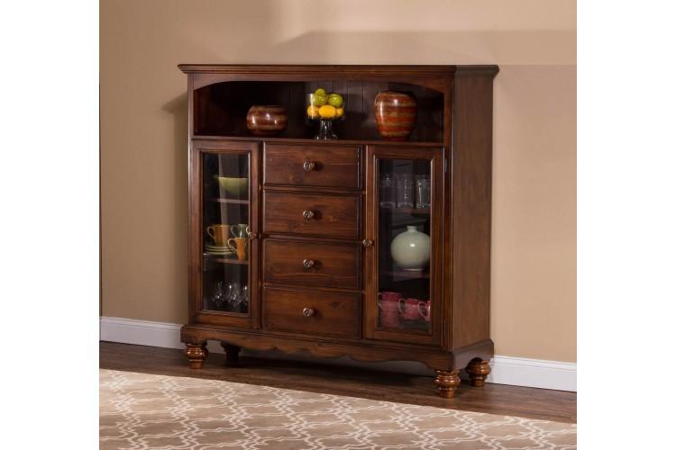 Pine Island Baker's Cabinet