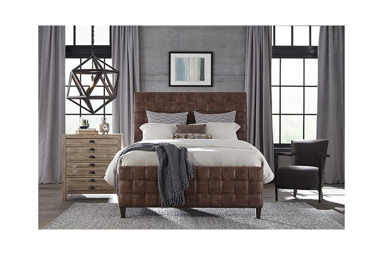 Riley King Bed by Hillsdale