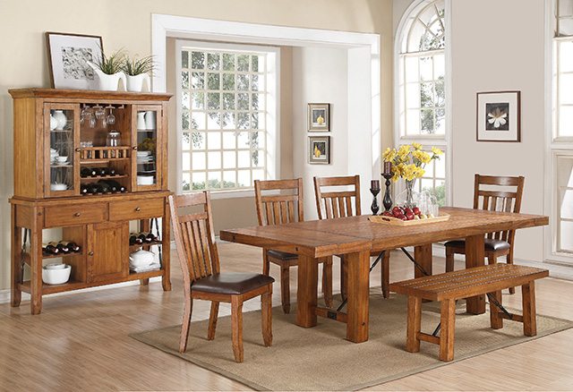 American Wholesale dining room furniture